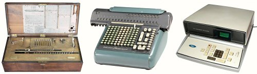 Calculating Machines